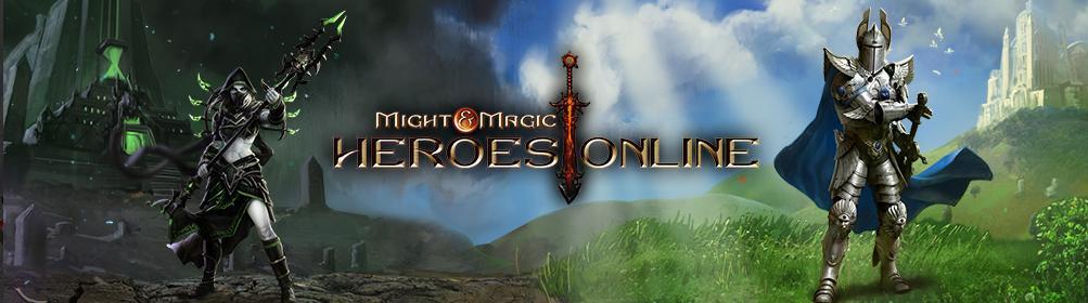 Неужели Might & Magic Heroes Online – это реальная игра серии Heroes?