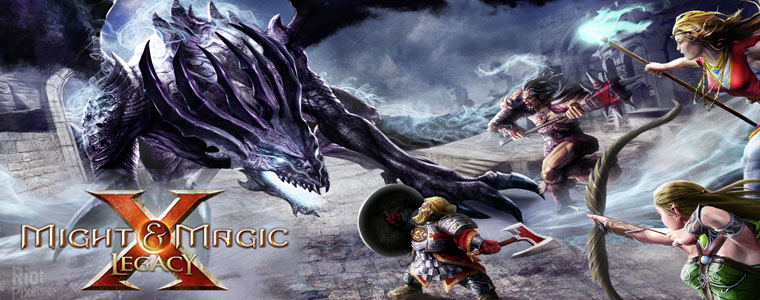 Меч и Магия 10 Наследие – открыт ранее присутствующий доступ к игре!