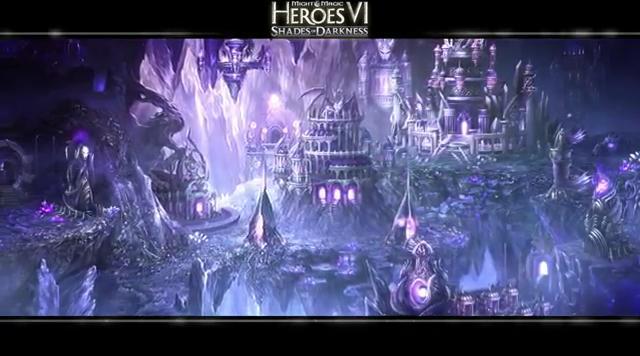 Меч и Магия Герои 6 – Новое о Темных Эльфах