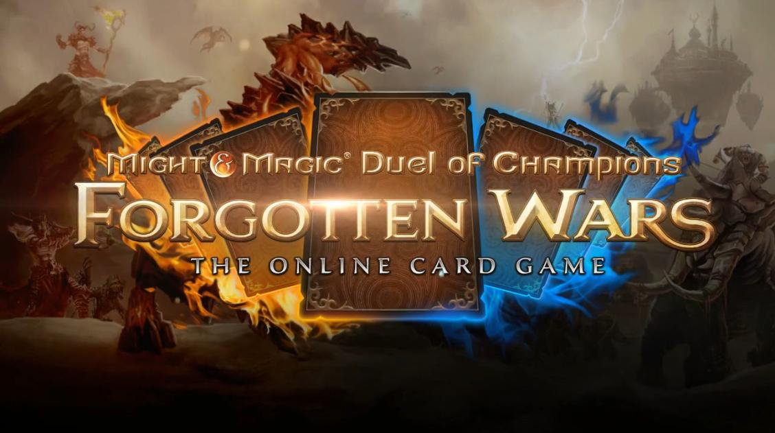 Might and Magic Duel of Champions: Forgotten Wars Launch Trailer